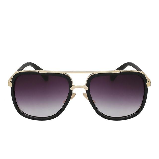 Men's Classic Big Frame Sunglasses