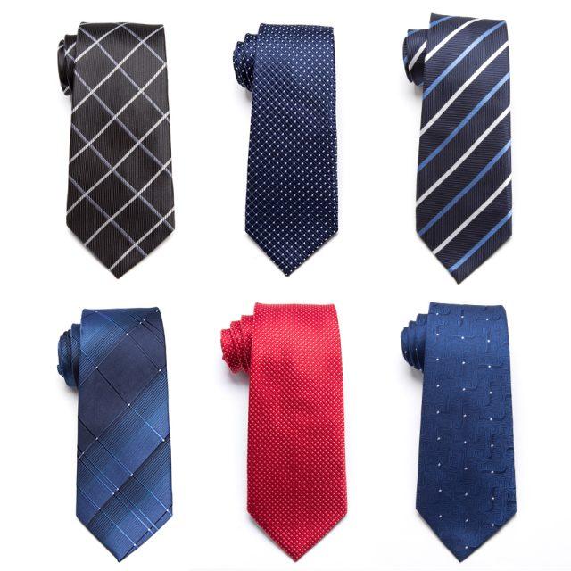 Men's Business Style Neck Tie