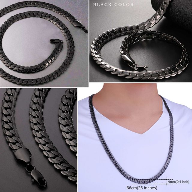 Men's Stylish Chain Necklace