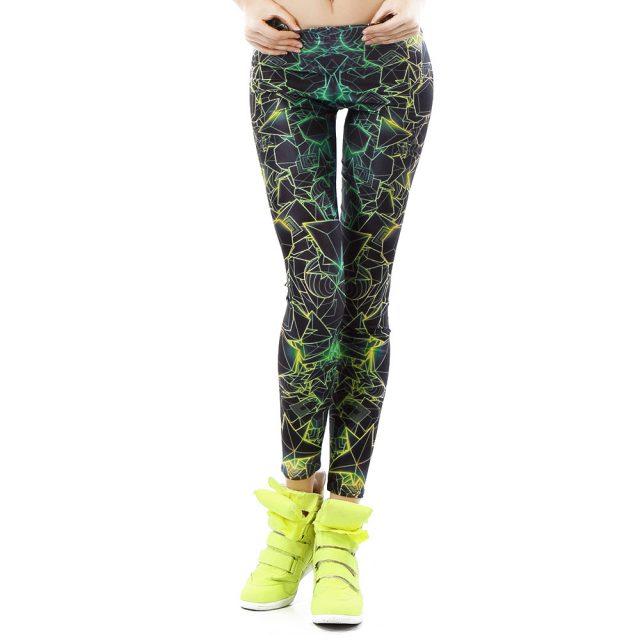 Fashion Women's Leggings of Spandex