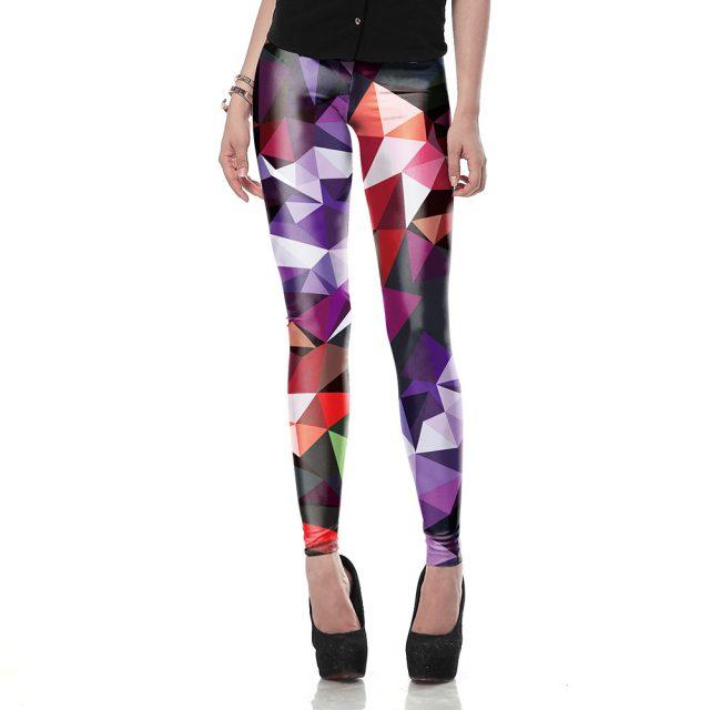 Women's Soft Printed Leggings