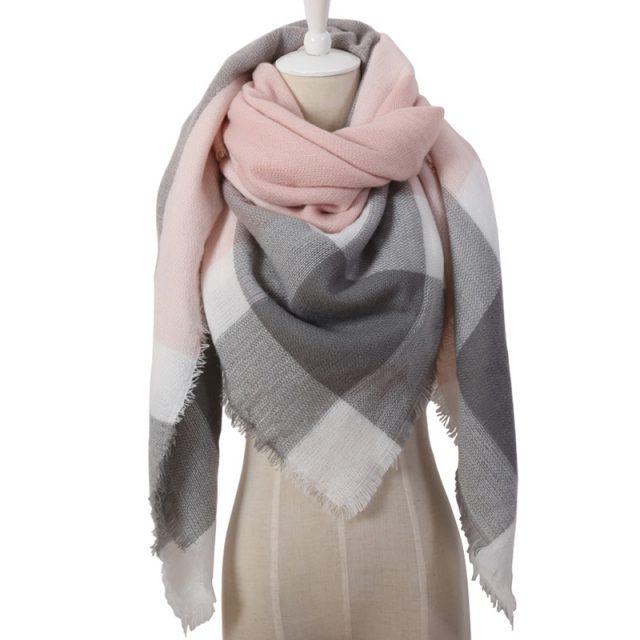 Women's Winter Cashmere Scarf