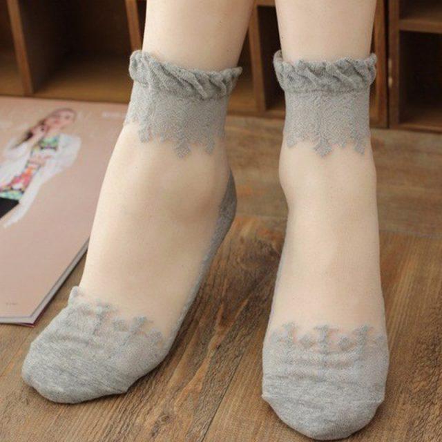 Women's Lace Socks