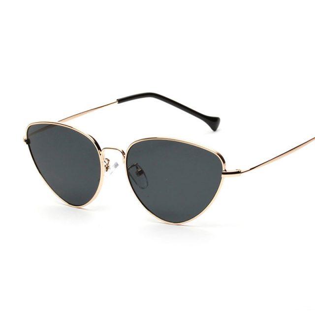 Women's Vintage Cat Eye Sunglasses