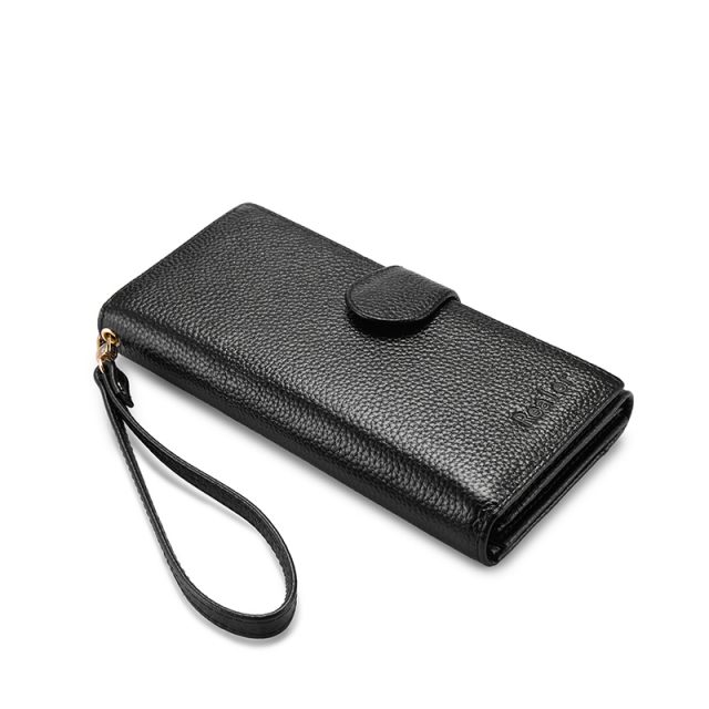 Women's Genuine Leather Long Wallets