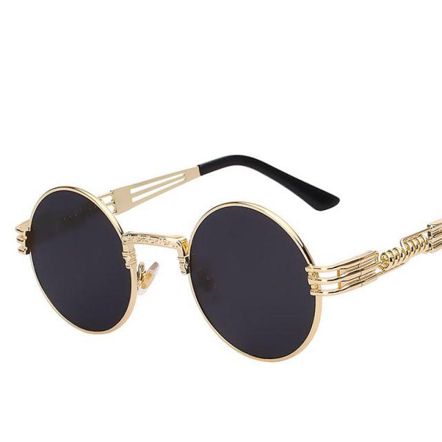 Vintage Steampunk Unisex Sunglasses