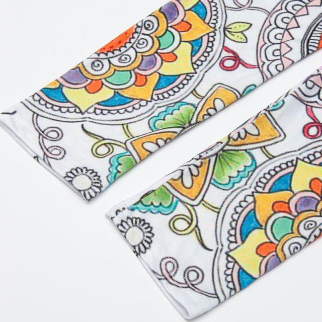 Women's Ethnic Printed Leggings